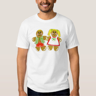 Gingerbread Couple - Mens & Youth Tee