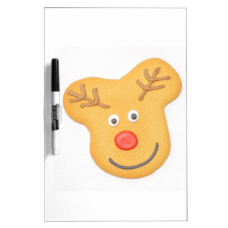 Gingerbread Dry-Erase Whiteboards