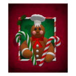 Gingerbread Family: Candy Boy Poster