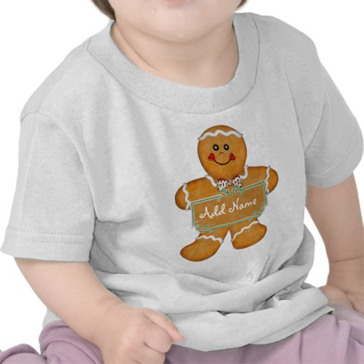 Gingerbread Fun T-shirt
