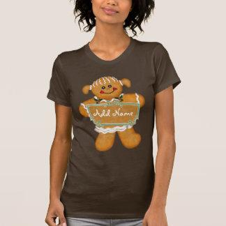 Gingerbread Fun Tee Shirts