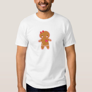 Gingerbread Girl Tee Shirt