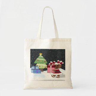 Gingerbread Girl Tote Bag