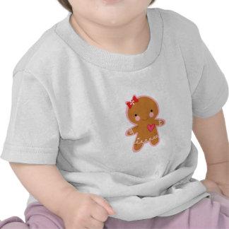 Gingerbread Girl Tees