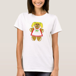 Gingerbread Girl - Womens Tee