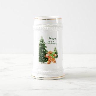 Gingerbread Holiday Mug