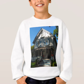 Gingerbread house 11 sweatshirt