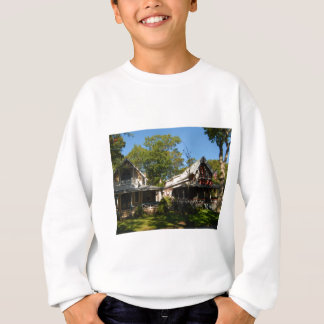 Gingerbread house 17 sweatshirt