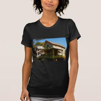 Gingerbread house 24 t-shirt