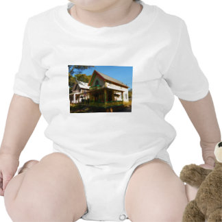 Gingerbread house 24 baby bodysuits