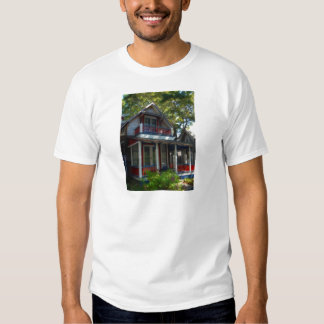 Gingerbread house 25 t-shirt