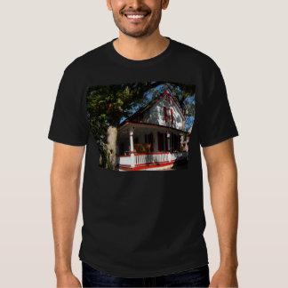 Gingerbread house 2 tees