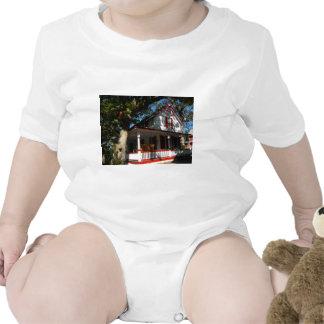 Gingerbread house 2 tshirts