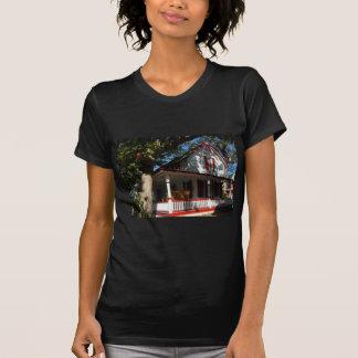 Gingerbread house 2 t-shirt