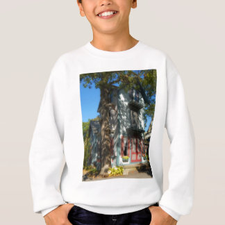 Gingerbread house 6 sweatshirt