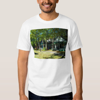 Gingerbread house 8 tees