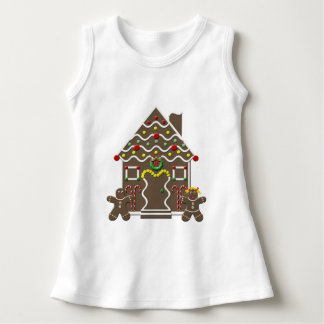 Gingerbread House Holiday T-Shirt