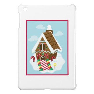 Gingerbread House Case For The iPad Mini