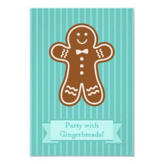 Gingerbread Hugs Card