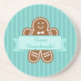 Gingerbread Hugs Coasters