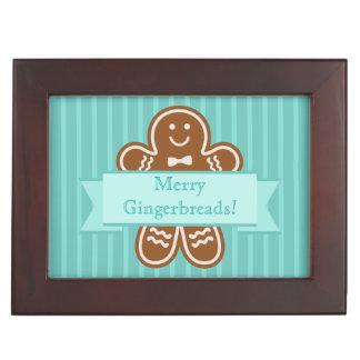 Gingerbread Hugs Keepsake Box
