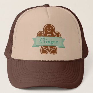 Gingerbread Hugs Trucker Hat