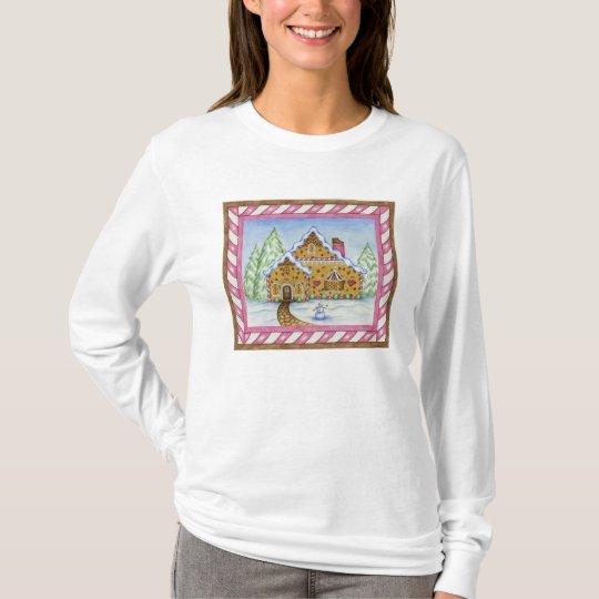 Gingerbread Lodge T-Shirt
