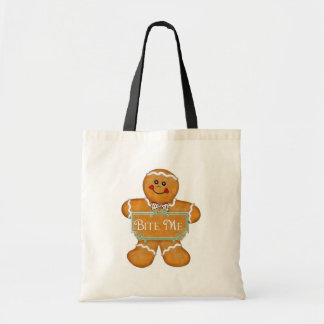 Gingerbread Man - Bite Me