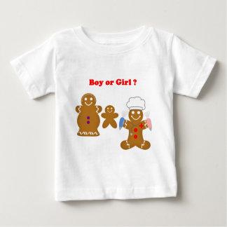 Gingerbread Man Boy or Girl Shirt