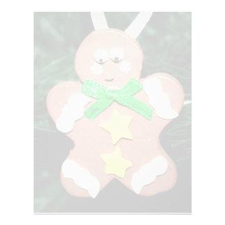 Gingerbread Man Ornament Flyer