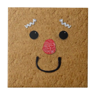 Gingerbread Man Tile