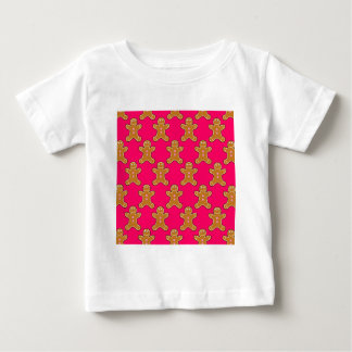 Gingerbread Men Baby T-Shirt