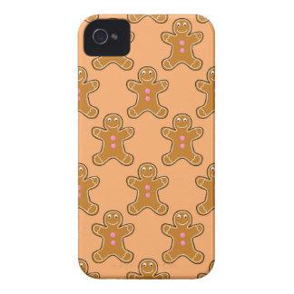 Gingerbread Men Case-Mate iPhone 4 Case