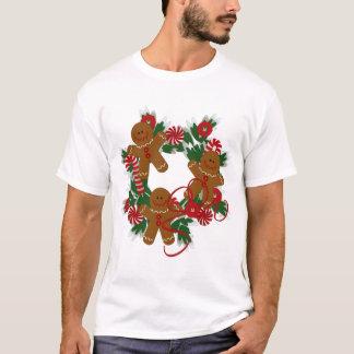 Gingerbread  Men Christmas Gifts T-Shirt