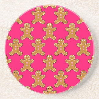 Gingerbread Men Coaster