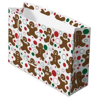 Gingerbread Men Gift Bag