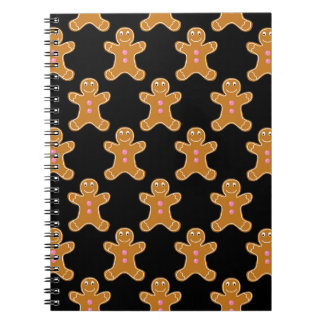 Gingerbread Men Notebooks