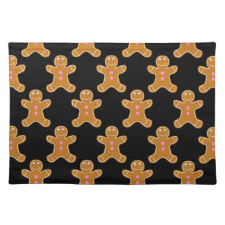 Gingerbread Men Placemat