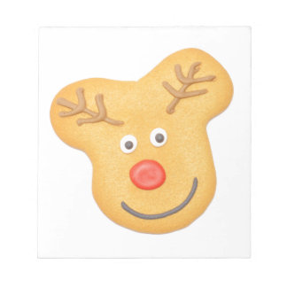 Gingerbread Notepad