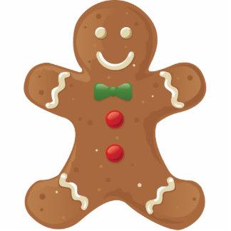 Gingerbread Photo Sculpture
