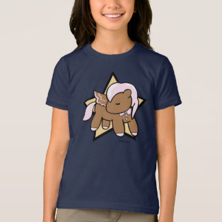 Gingerbread Pony | Girl's T-Shirt Dolce & Pony