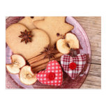Gingerbread Post Card