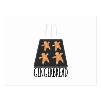 Gingerbread Post Cards
