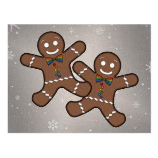 Gingerbread Postcards