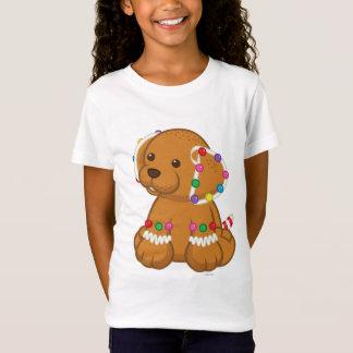 Gingerbread Puppy T-Shirt