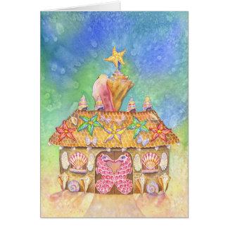 Gingerbread SeaCasa Card
