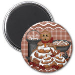 Gingerbread Spice Magnet