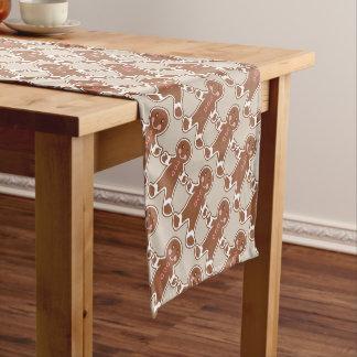 Gingerbread Table Runner