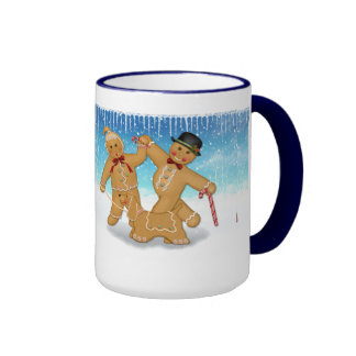 Gingerbread Trio Mugs