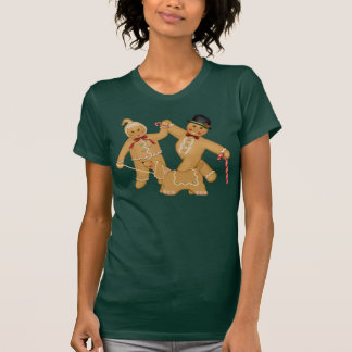 Gingerbread Trio T-Shirt